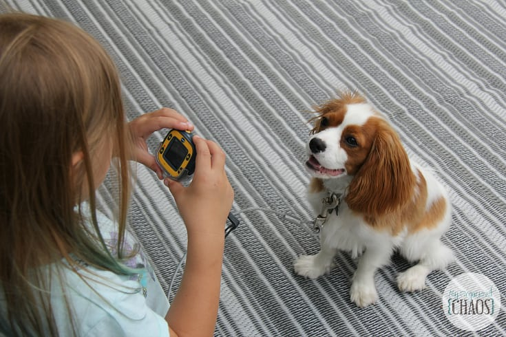 VTech Kidizoom Action Cam review kids tech gopro photo video