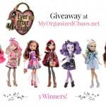 ever after high mattel giveaway canadian mom blogger