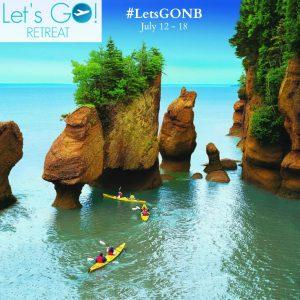 Let's Go! New Brunswick Retreat #LetsGoNB