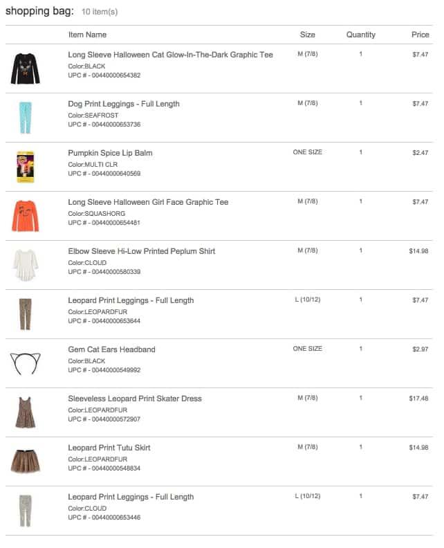 Back to School Shopping RetailMeNot canada