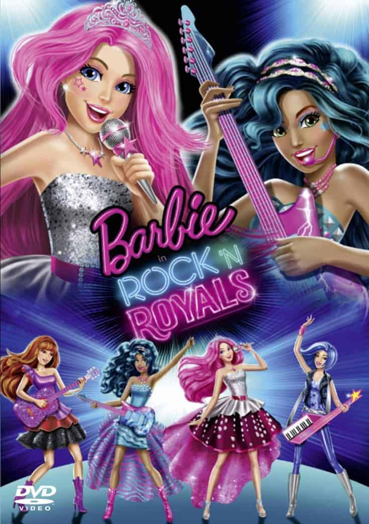 Barbie Rock n' Royals giveaway besuper