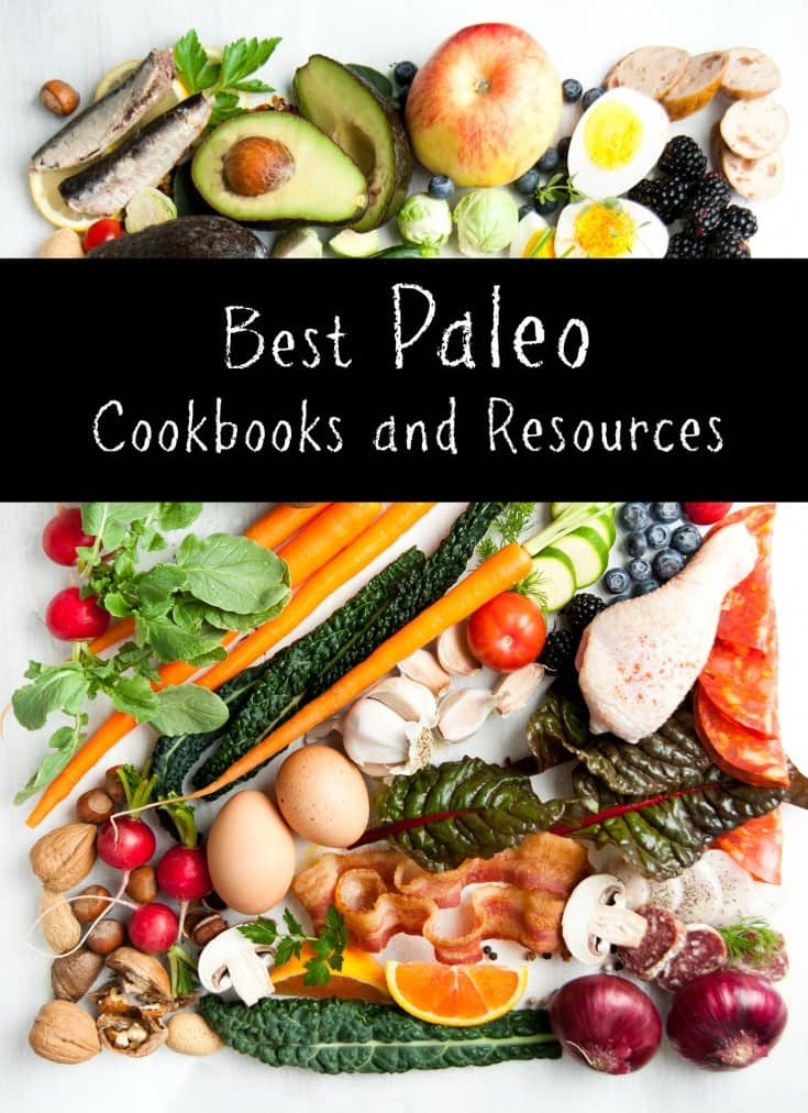 Best Paleo Cookbooks and Resources