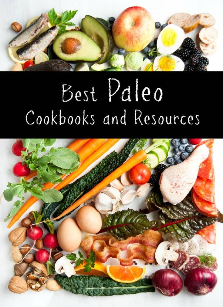 Best Paleo Cookbooks and Resources