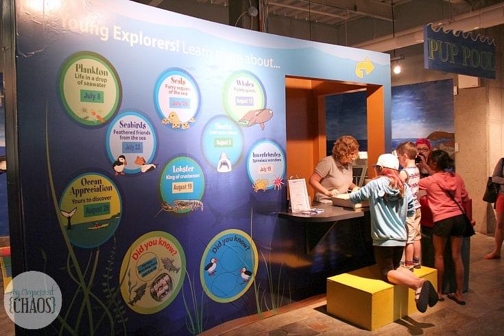 Fundy Discovery Aquarium