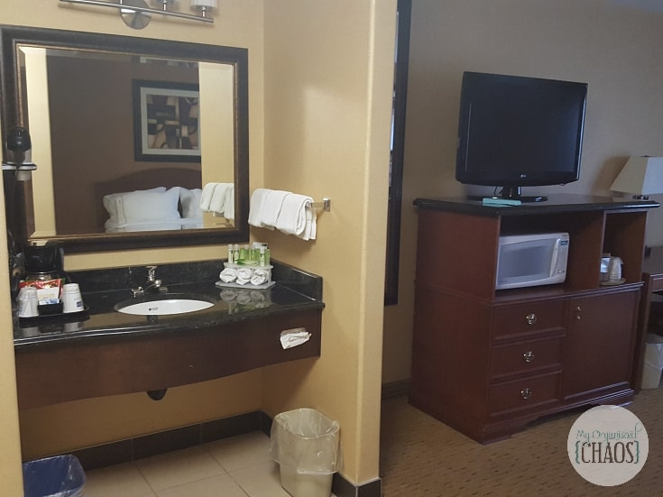 Holiday Inn Express & Suites Edmonton At The Mall review canada family travel