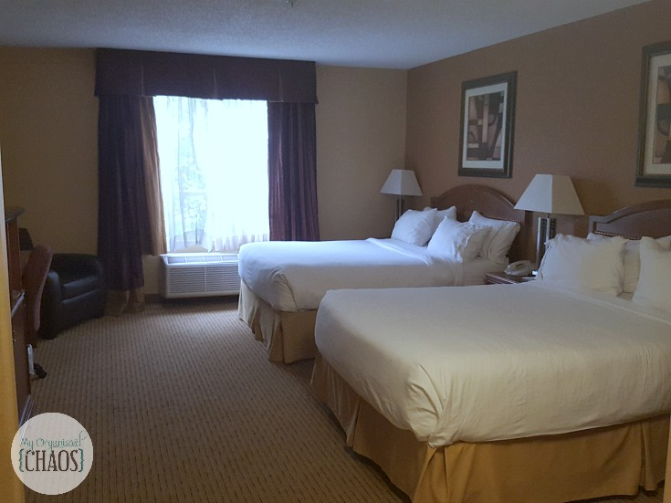Holiday Inn Express & Suites Edmonton At The Mall review travel canada