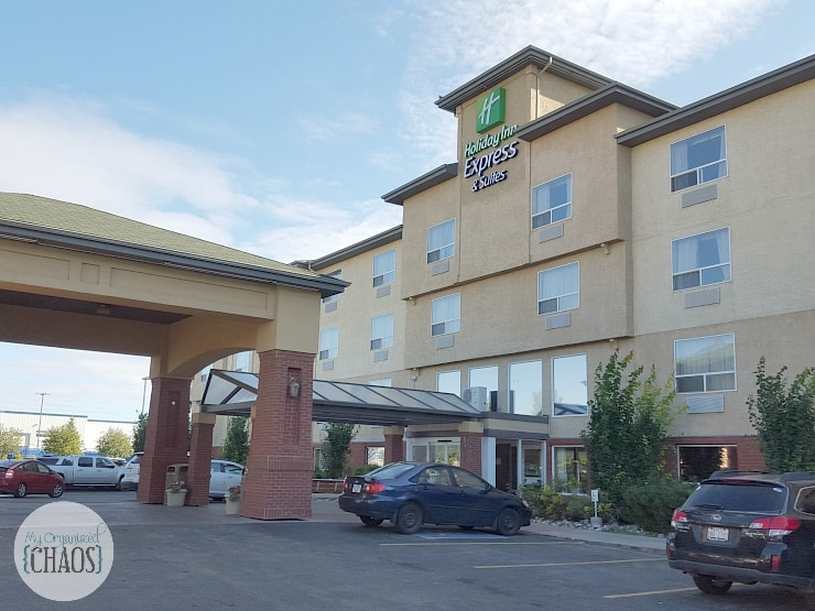 Holiday Inn Express & Suites Edmonton At The Mall review