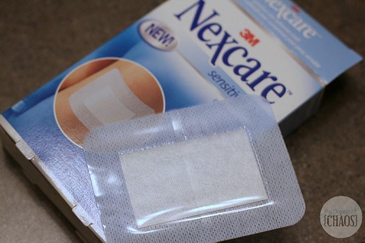 Nexcare Sensitive Skin Adhesive Pads canada review