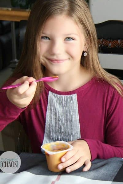 Back to School Lunches – Snack Pack EZO Lid Pudding #SnackPackEZO