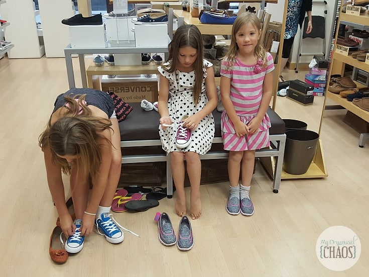 back to school shoe shopping canada