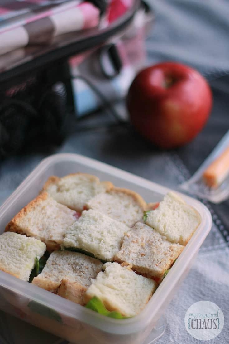 checkerboard sandwich recipe