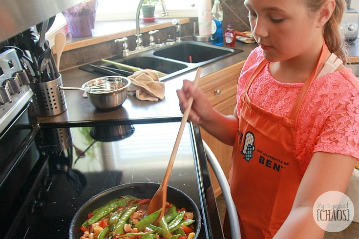 get kids cooking canada