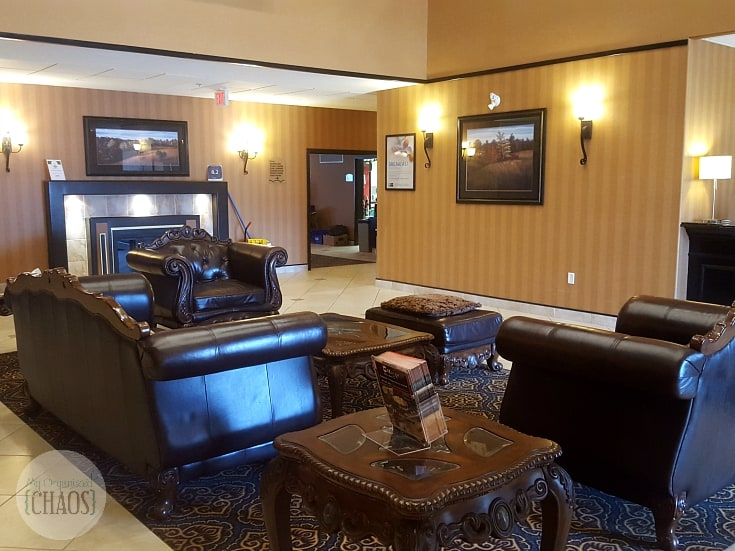 holiday inn express and suites calgary accommodations family friendly