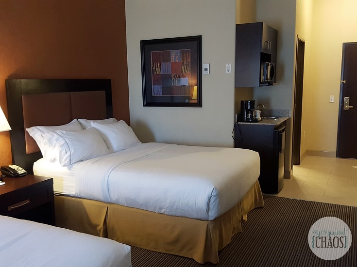 holiday inn express and suites calgary alberta family travel