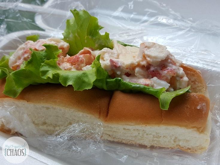 new brunswick lobster roll saint john city market