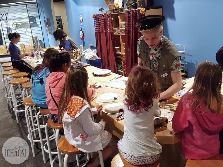 new brunswick museum kids travel