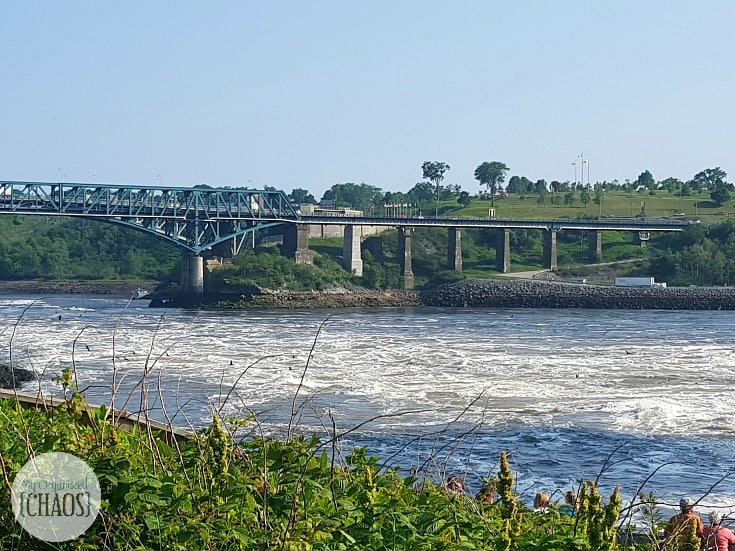 new brunswick reversing rapids