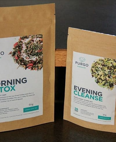 Finding Balance with Purgo Detox Tea