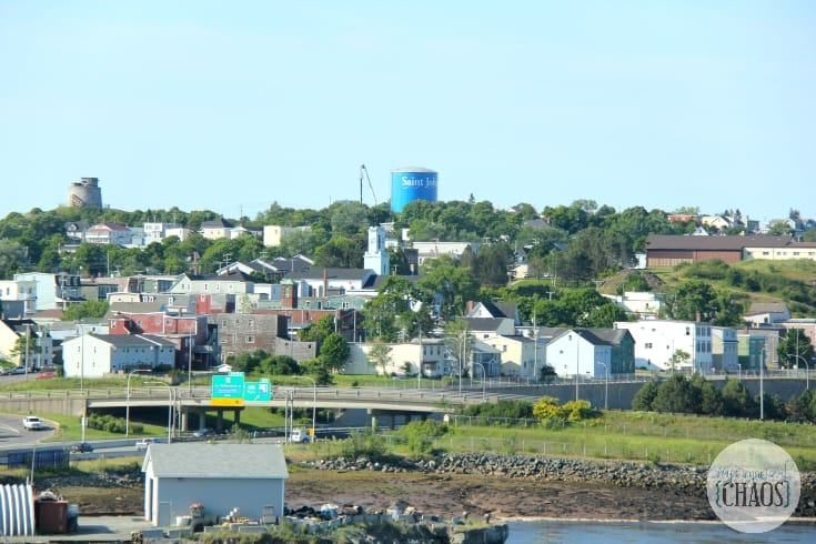saint john new brunswick family travel review