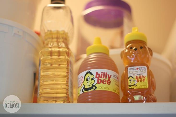 store honey at room temperature