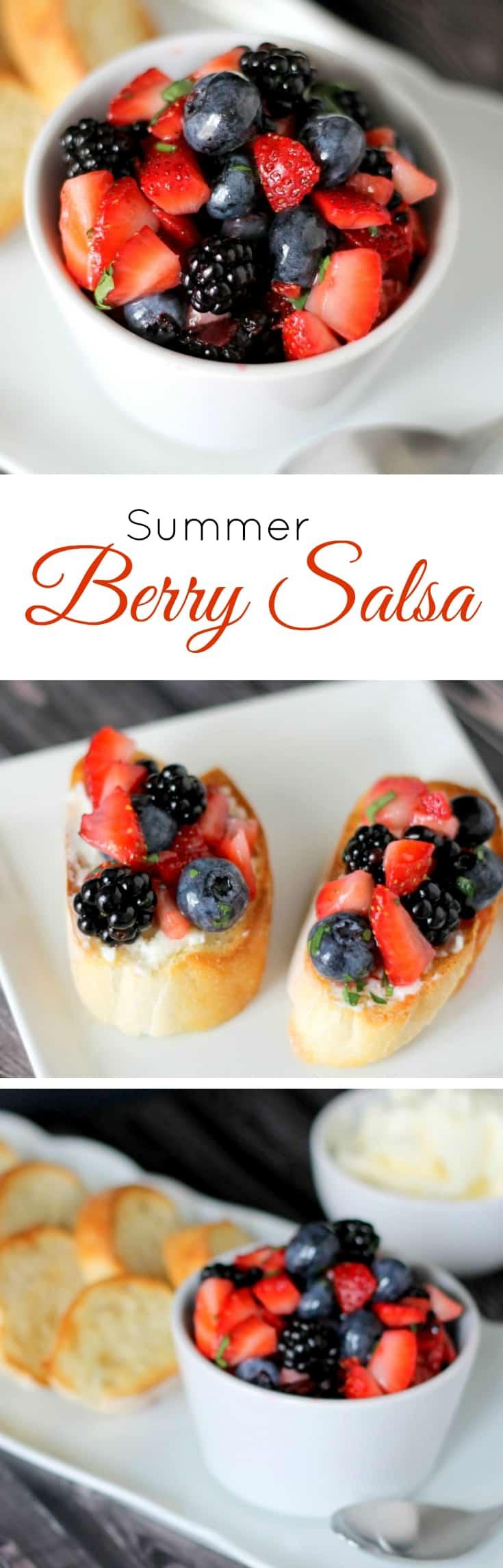 summer berry salsa recipe easy