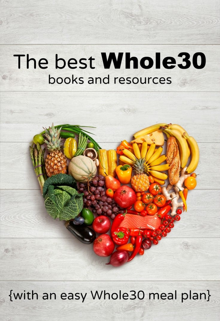 best Whole30 books and resources