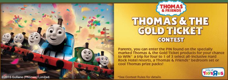 thomas contest