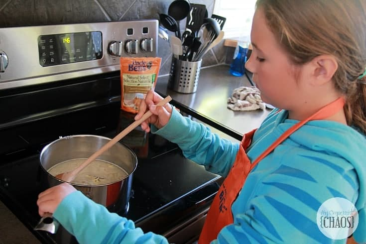 uncle bens rice recipe challenge get kids cooking