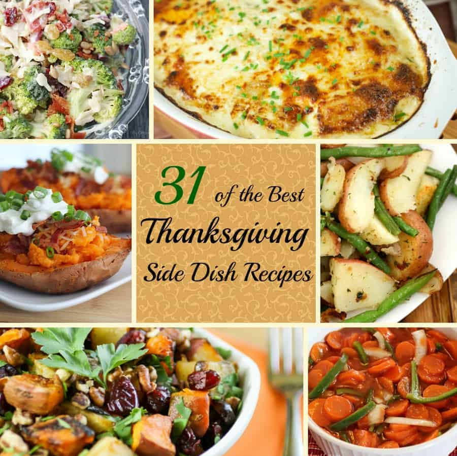 best thanksgiving recipes side dish