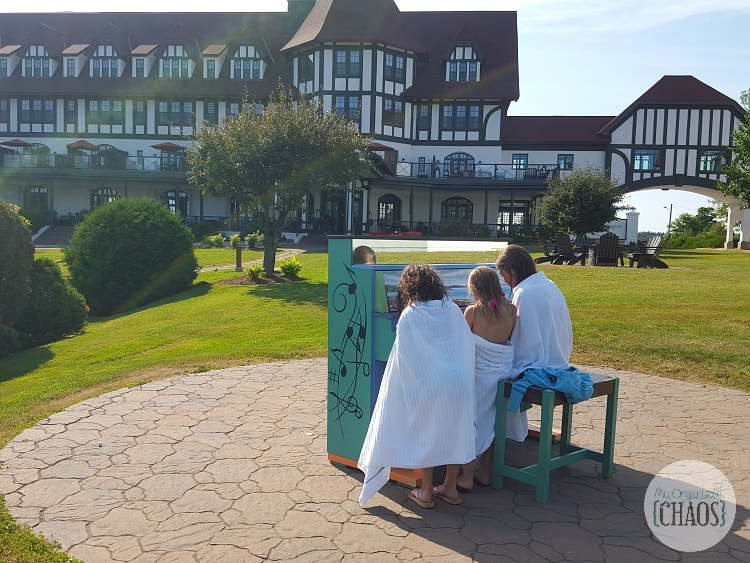 Algonquin Resort canada family travel review