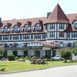 The Algonquin Resort in New Brunswick