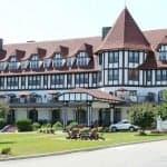 Algonquin Resort family travel review new brunswick