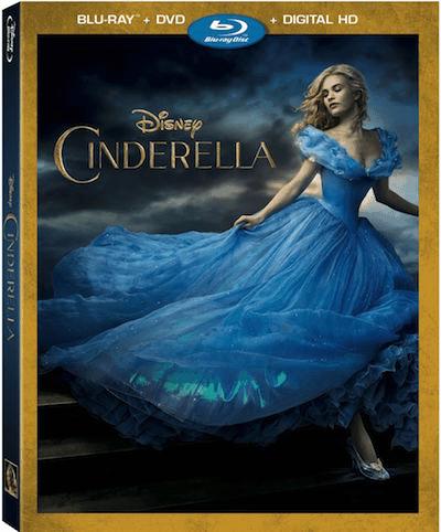 Disney's Cinderella Blu-ray Combo Pack