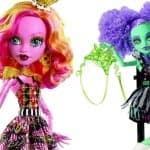 Gooliope doll and Freak du Chic Monster High doll giveaway
