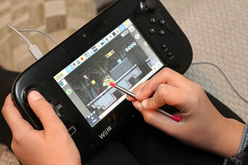Nintendo Super Mario Maker wii u review
