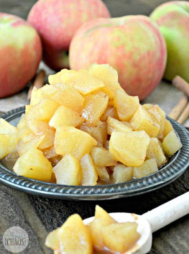 Pumpkin Apple Compote
