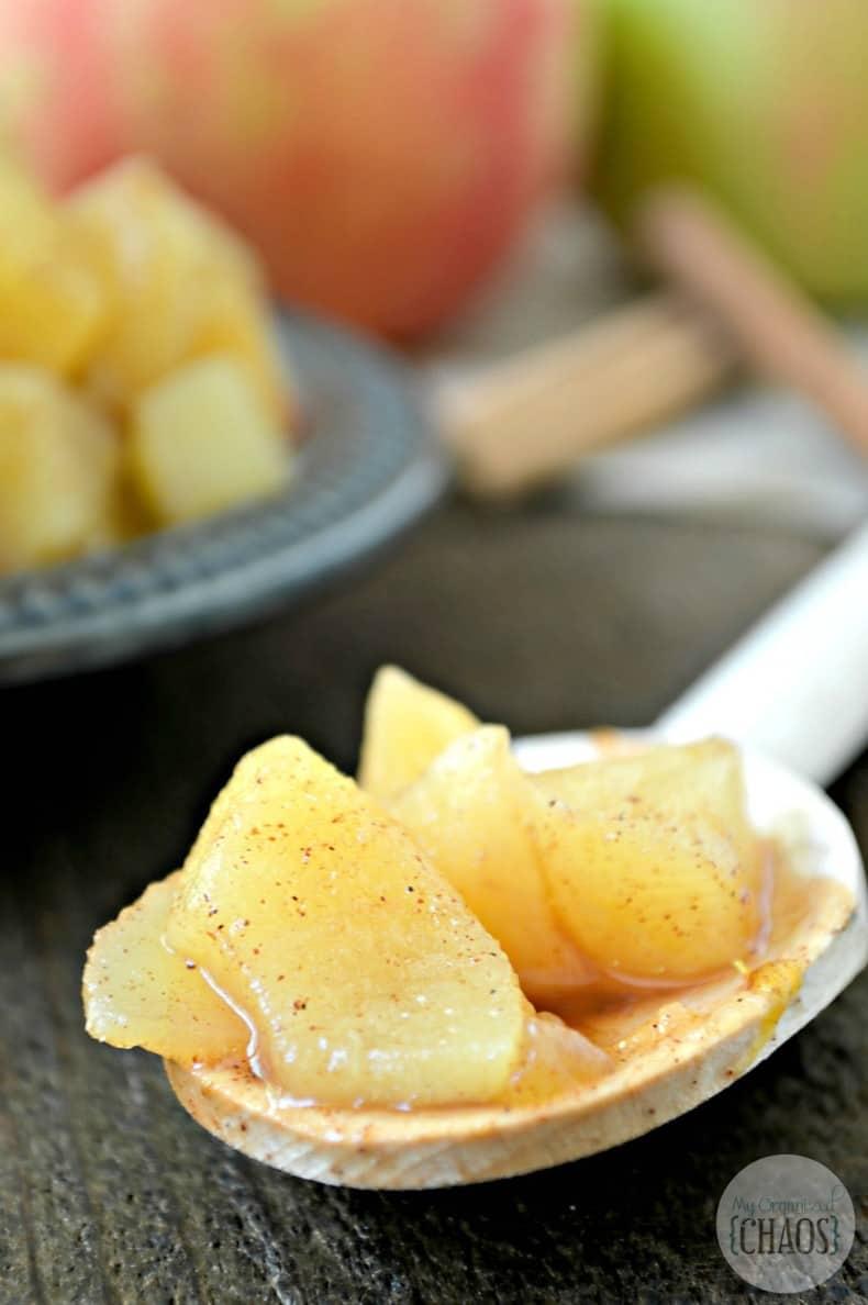 Pumpkin Apple Compote recipe