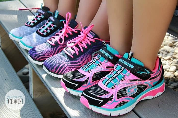 Skechers memory foam review school shoes kids