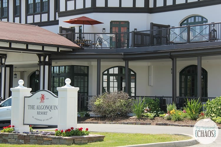 The Algonquin Resort New Brunswick