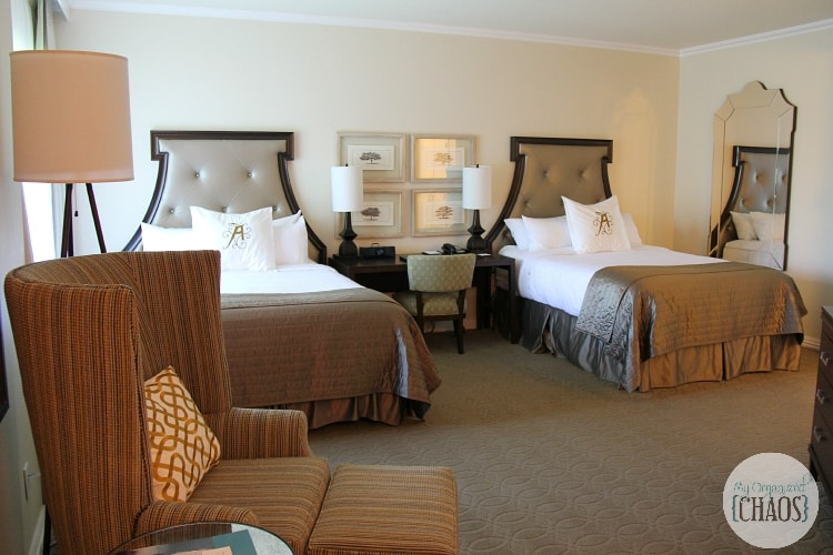 The Algonquin Resort suites accomodations new brunswick family travel