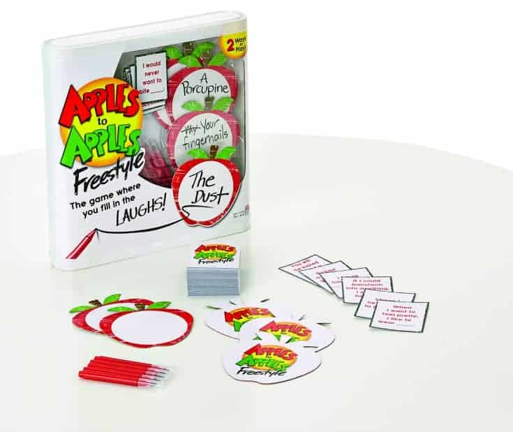 apples to apples game for adults edge Fitbit