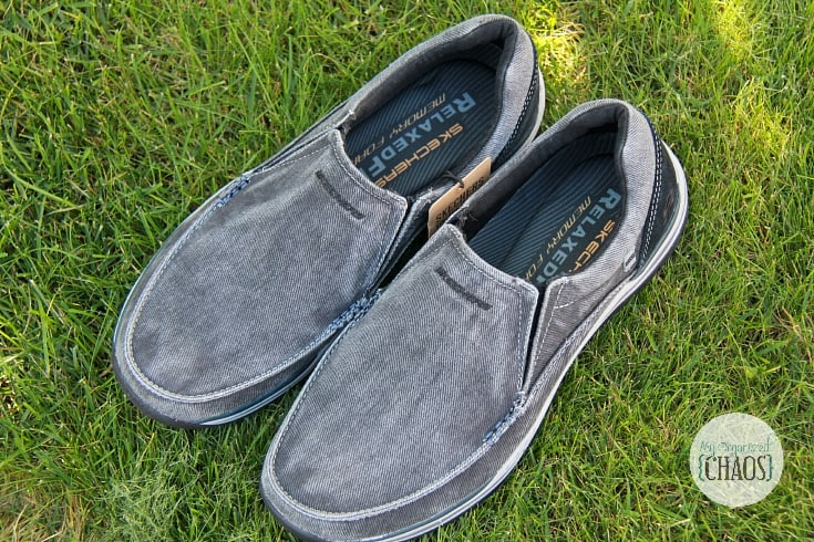 mens relaxed shoes skechers canada review