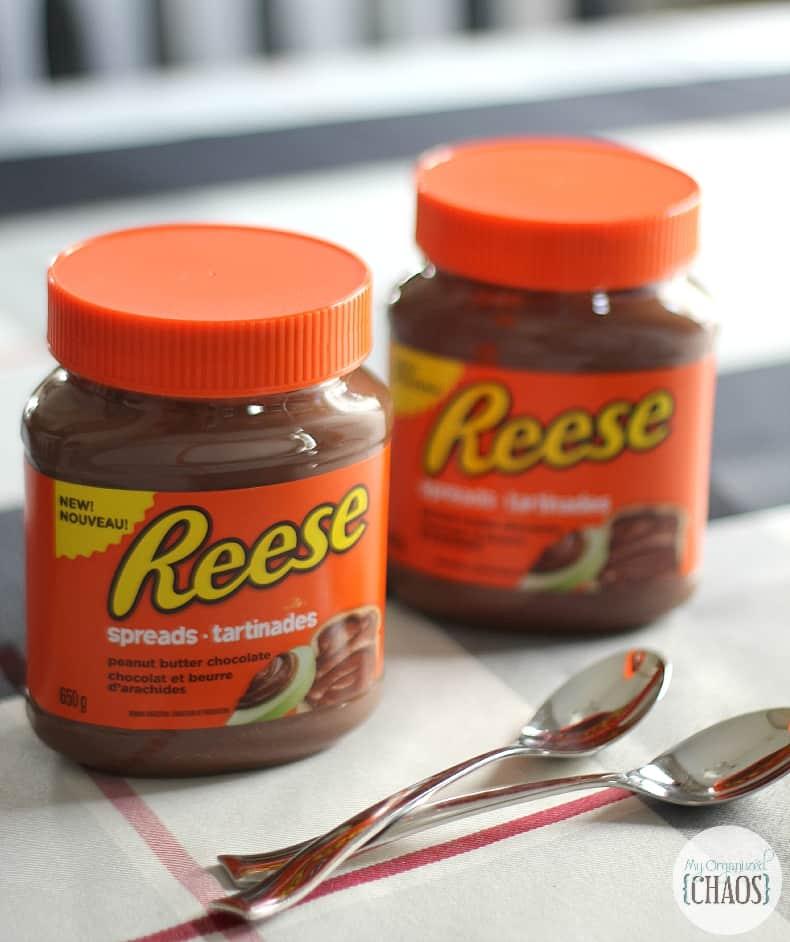 reese spreads canada recipe