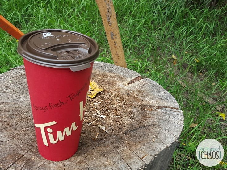 tim hortons dark roast mom blogger canada
