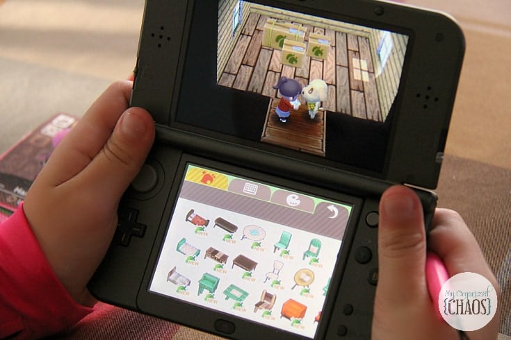 Animal Crossing- Happy Home Designer nintendo 3ds review