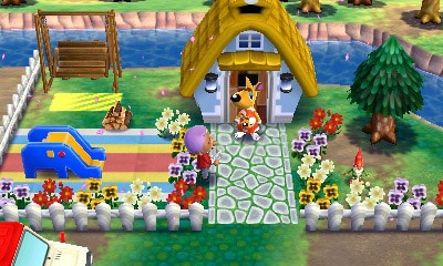 Animal Crossing home designer review