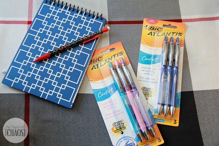 BIC writing supplies fight for your write