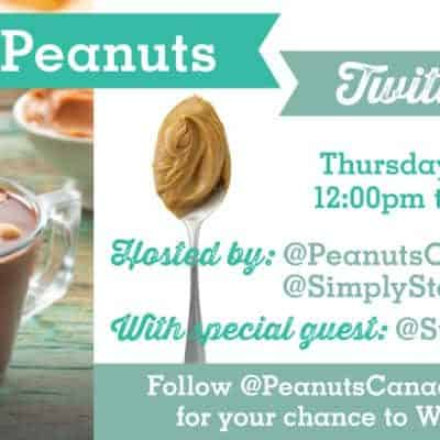 Come to the #Nuts4Peanuts Twitter Chat on November 5th
