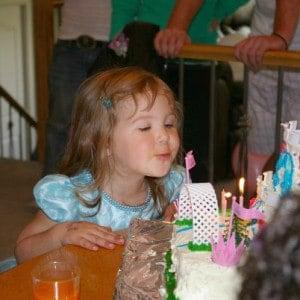 Happy Unbirthday to my Birthday Girl