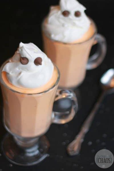 Boo-tiful Halloween JELLO Cups